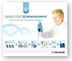Pipetman G Microvolume Kit